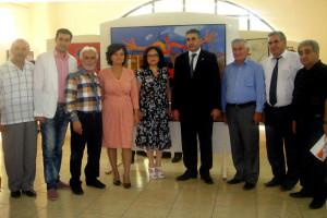 Բնաշխարհի գույները Կամսարի կտավներում
