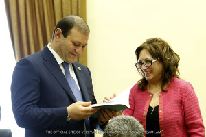 Solemn ceremony dedicated to the 85th anniversary of Yerevan History Museum and to the 15th anniversary of Karen Demirchyan Museum